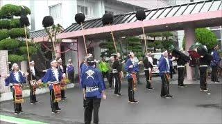 丸亀垂水神社秋祭 2016年 奴衆