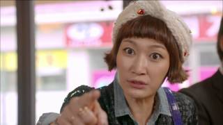 [Legend of the Witch] 전설의 마녀 - Byun Jung Soo, knows congestion and pull her hair 20150228