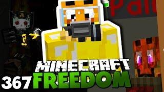 ICH BETRETE LABOR69 ✪ Minecraft FREEDOM #367 | [DEUTSCH] Paluten
