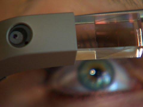 CNET News - Google Glass: It's like a smartphone on your head