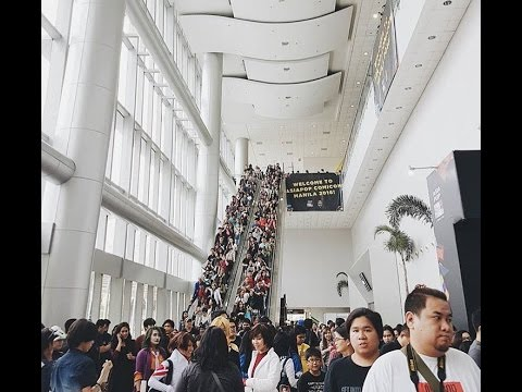Copy of ASIAPOP COMICON MANILA 2016 Event Highlights | 26-28 Aug 2016