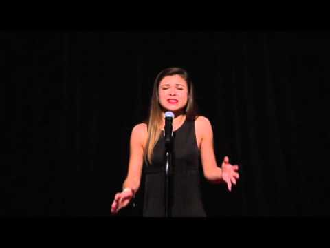 """You Learn to Live Without from """"If/Then""""- Alyssa Blakeney (TKA Soph.)"""