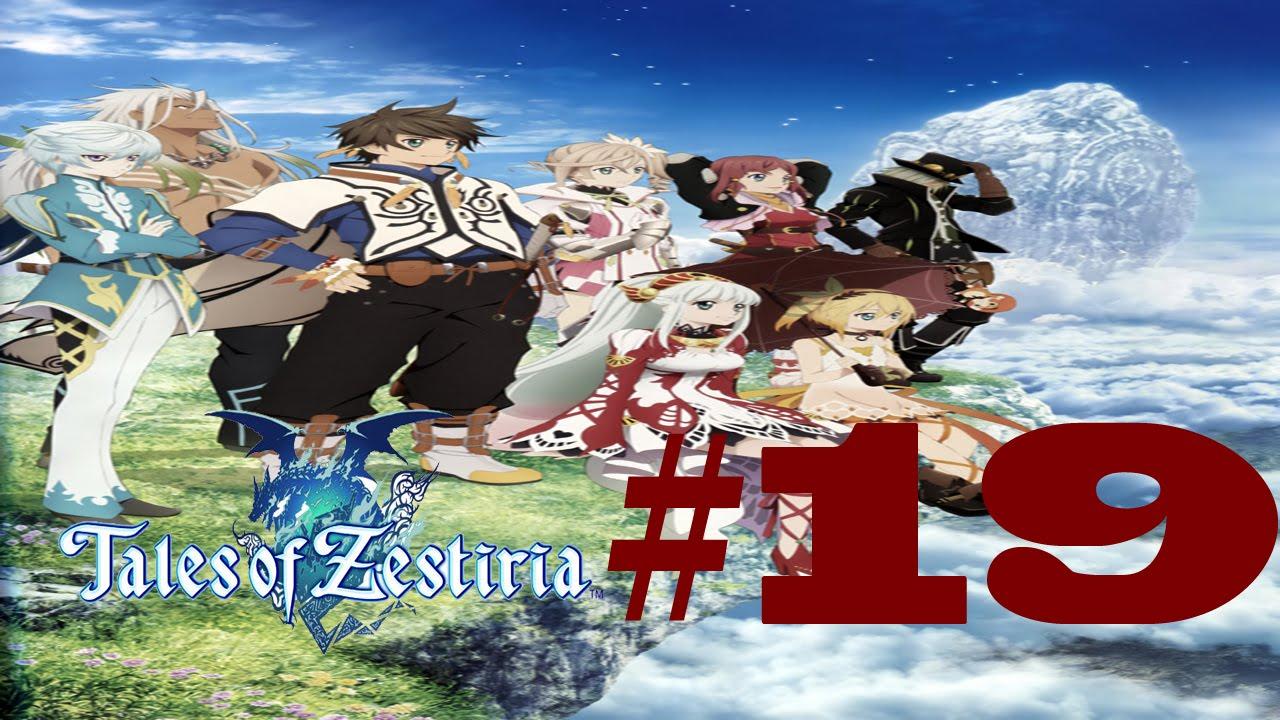 Tales Of Zestiria - World Map Too Big Part 2