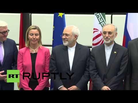 Austria: Iran and P5+1 reach landmark deal over nuclear programme