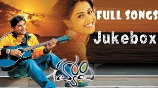 Happy Telugu Movie || Full Songs Jukebox || Allu Arjun, Genelia D'Souza