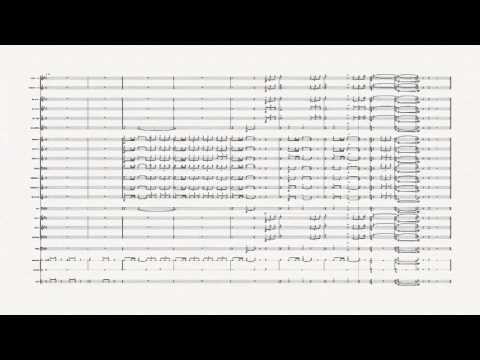 20th century partitura sheet music