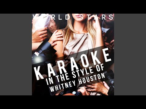 I Look To You (Karaoke Version)