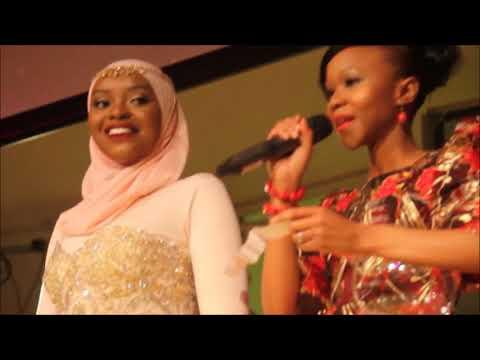 Miss Uganda UK 2016 - Evening Wear