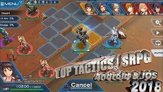 Top Game Tactics | SRPG Android & IOS 2018 Like Final Fantasy Tactics