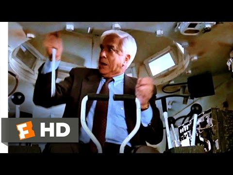 The Naked Gun 2½: The Smell of Fear (5/10) Movie CLIP - Frank The Tank (1991) HD