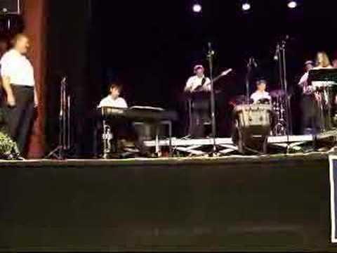 Blue Lake International Jazz Band 2007