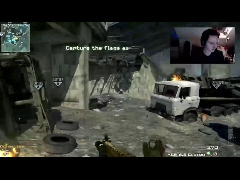 MW3 Live - Going For Gameplays :D