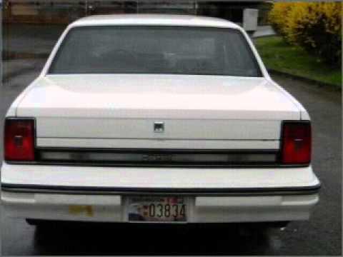 1987 Oldsmobile Cutlass Ciera - Lynnwood WA