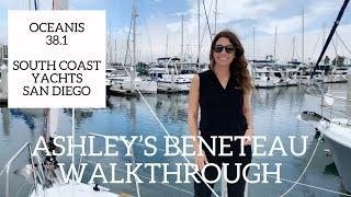 Beneteau Oceanis 38 1 Ashley At South Coast