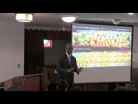 "Elvin Bridges: ""THIS GOSPEL OF THE KINGDOM"" GMO Gospel vs. GMO Diet"