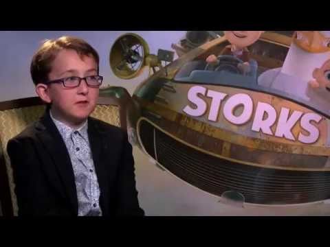 Storks Interviews with co-directors by Benjamin P.