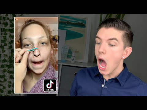 Specialist Reacts To Skin Care Tik Toks
