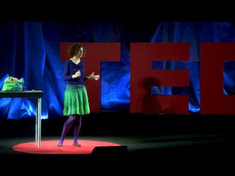 Get Out of the Box, Latvia: Inese Iris Liepina at TEDxRiga 2013