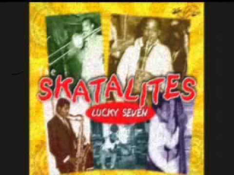 The Skatalites  -  Feeling Fine -  Lucky Seven