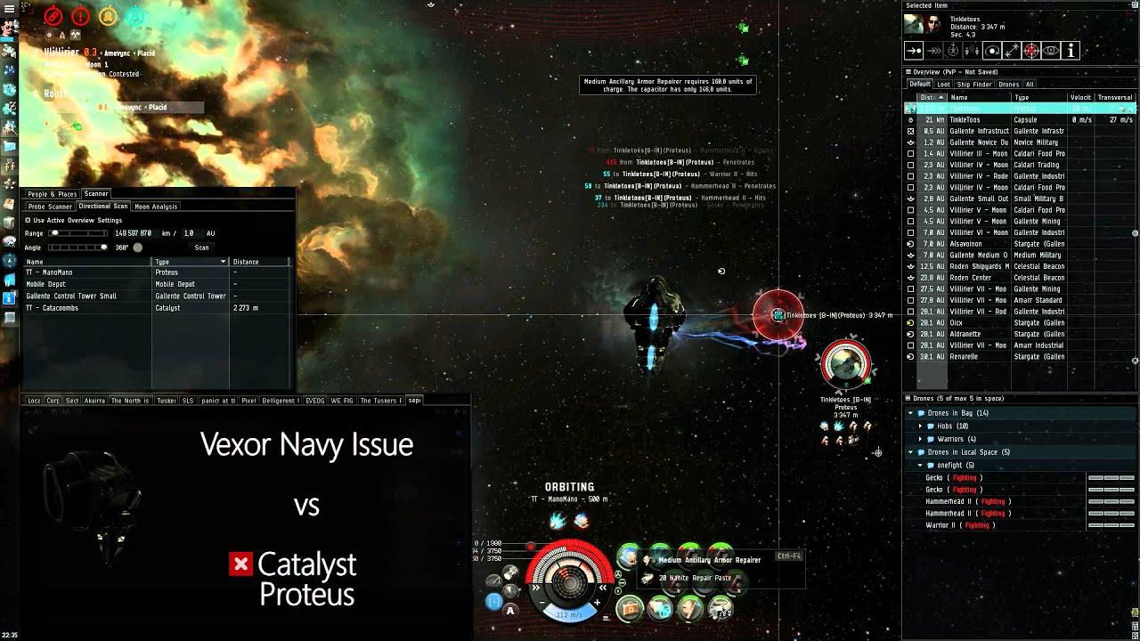 Exequror navy issue odyssey