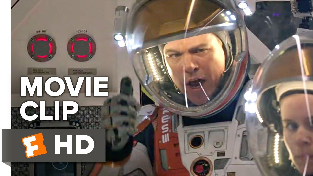Download The Martian Movie CLIP - Storm Report (2015) - Matt Damon, Jessica Chastain Movie HD