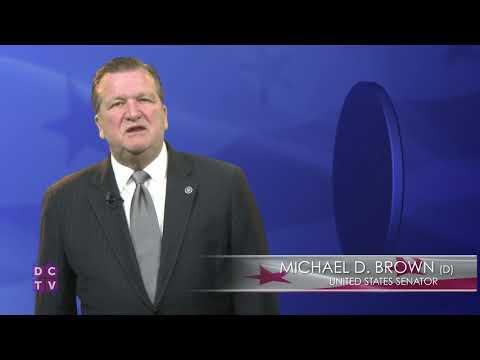 Michael D. Brown for Senate 2018