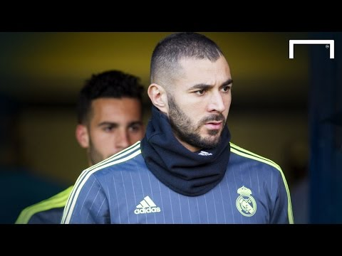 Benzema suspended from France national team