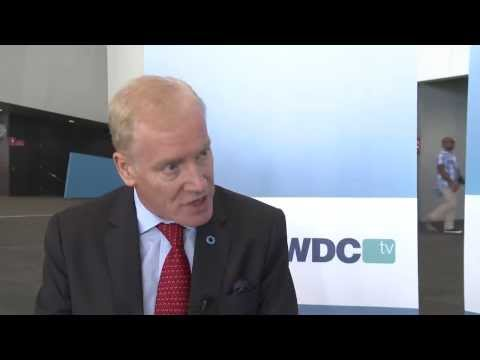 Interview with Sir Michael Hirst, IDF President at World Diabetes Congress 2013