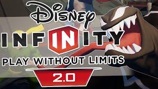Disney Infinity 2.0 W/ Iballisticsquid