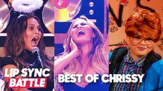 All Hail Chrissy Teigen 💁 Best Moments (Supercut) | Lip Sync Battle