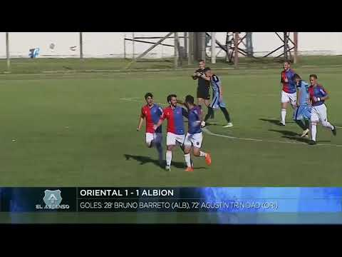 Gol Bruno Barreto Albion vs Oriental 2018