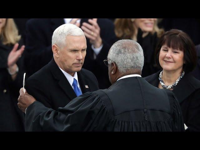 Pence Will Model Cheney's Vice Presidency