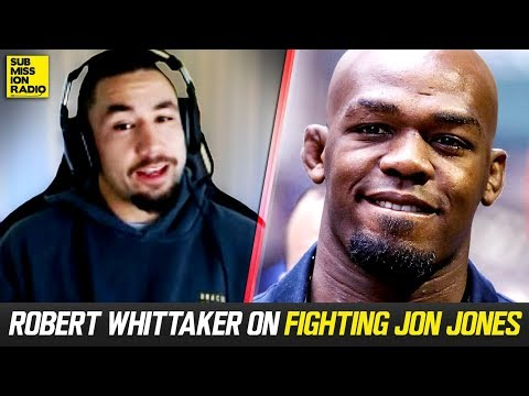 Robert Whittaker Teases Jon Jones Fight After Israel Adesanya