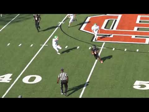 Hart County Middle School football highlights Vs Franklyn County