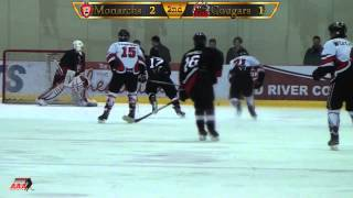 Monarchs vs South West Cougars-Oct 5 13