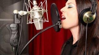 Dedalena - Cold China Sky (Recording Session)