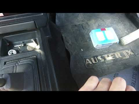 Nissan Auster Cassette Tape Test