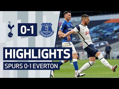 Tottenham Everton Goals And Highlights