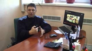 """Презентация тестового урока по вождению, автошкола """"Виртуоз"""", Киев"""