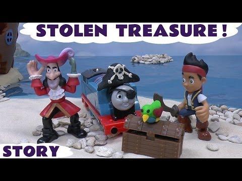 Play Doh Thomas The Tank Engine Short Clips Jake Pirates Peppa Pig Sesame Street Disney Frozen Carsиз YouTube · Длительность: 5 мин36 с