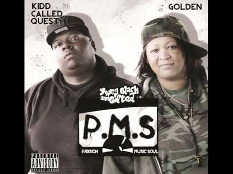 Young Black And Gifted - Attention (Kidd Called Quest & Golden) (Produced by Kidd Called Quest)