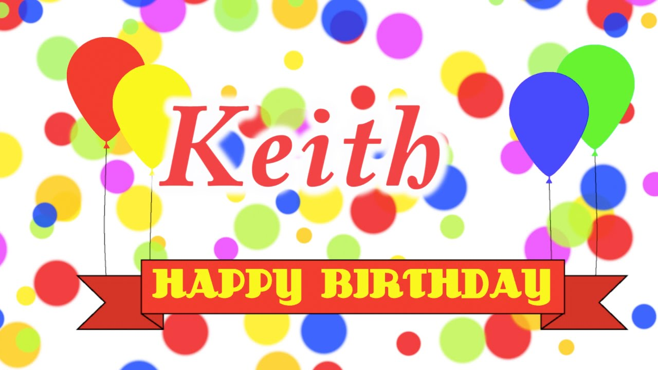 happy birthday keith images alcohol