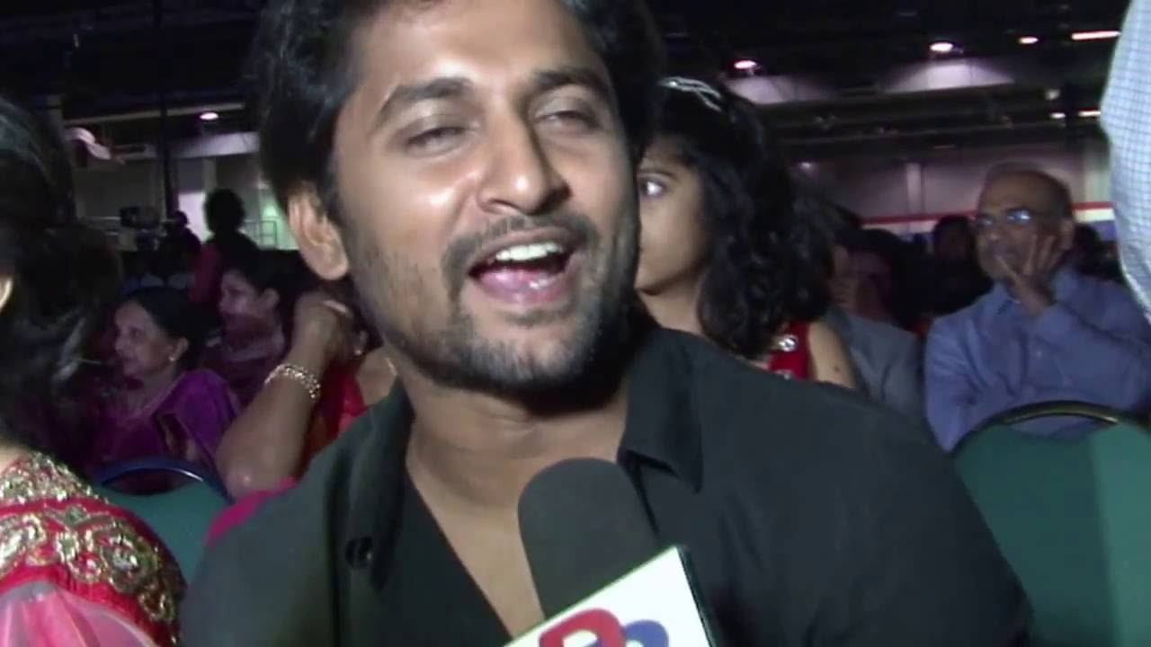 Actor Nani Speaking to Desiplaza TV at ATA convention - 2016