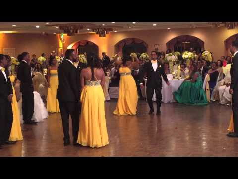 Ethiopian Wedding Dance~8.1.15 LA