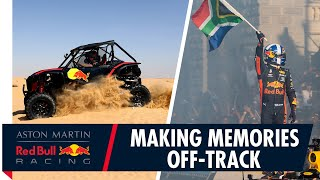 Making Memories Off-Track | 2019's Best Moments Aw...
