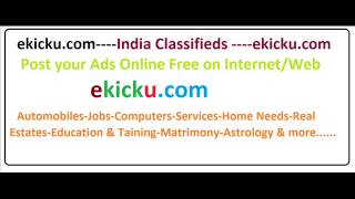 Aizawal - Local classifieds - Post your Free Ads - ekicku