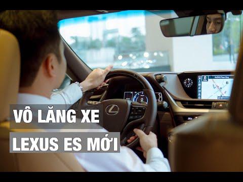 Chiếc vô lăng xe Lexus ES 2020: Tinh xảo, hiện đại và đầy trí tuệ |Lexus Thăng Long|