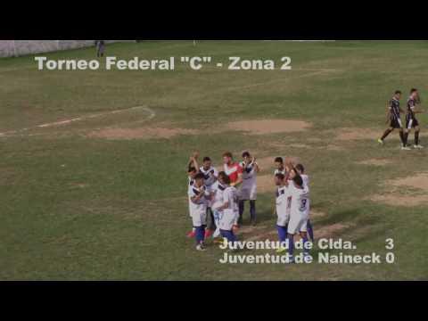 Juventud de Clorinda   3  vs  Juventud de Naineck  0