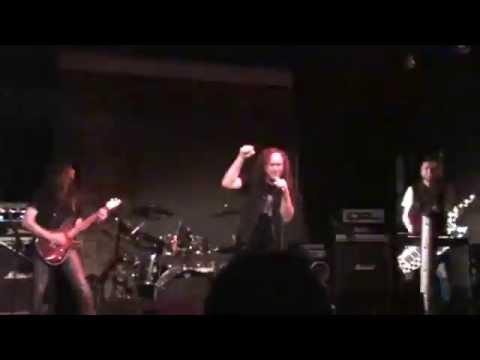 Έτοιμο Νίκο Live    solo drums 22032014 Stage Larissa