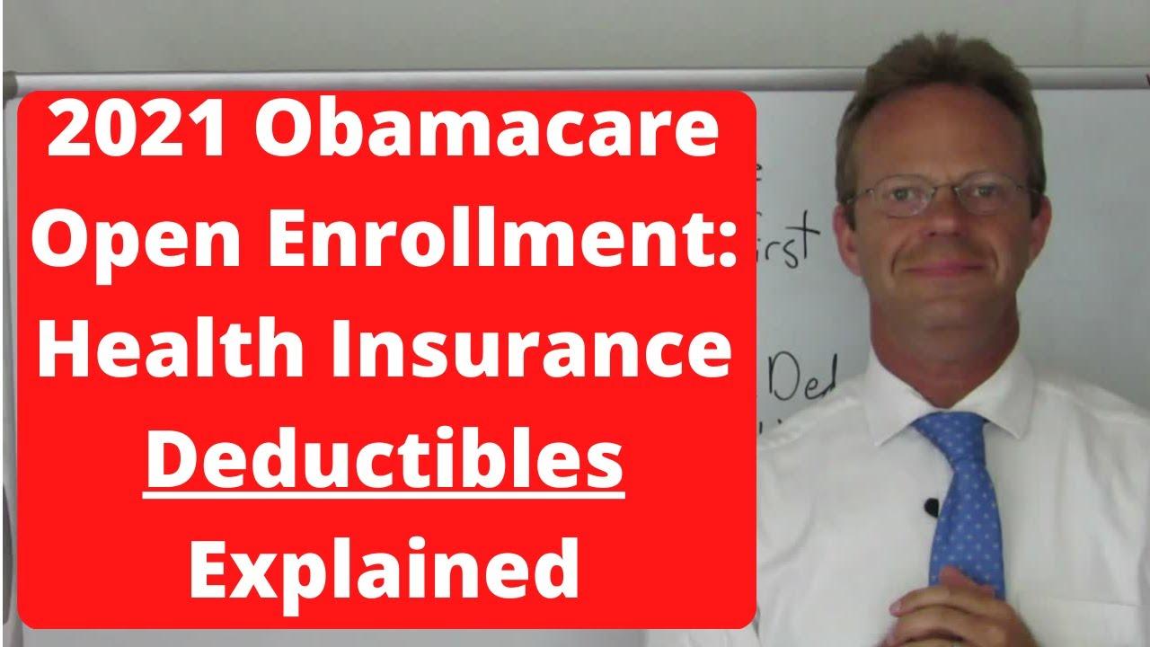 How Health Insurance Deductibles Work - YouTube